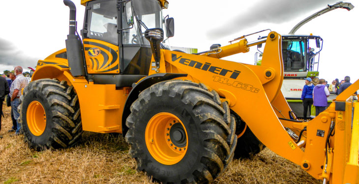 Venieri: The new 'leader' when it comes to loaders in Ireland