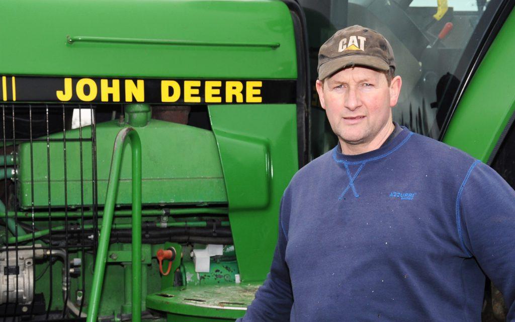 John Deere 4955