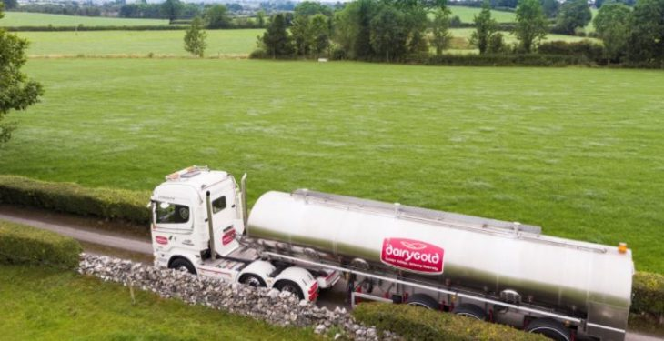 Continued milk production expansion key to 28% jump in Dairygold's turnover