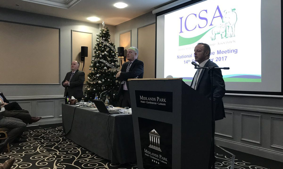 ICSA elects president to lead the organisation for the next two years