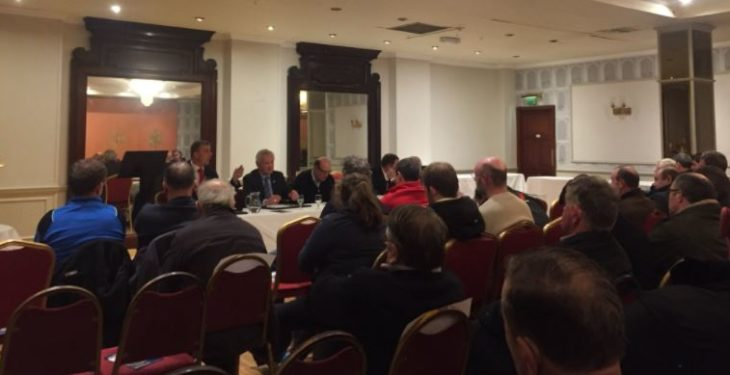 Election race heats up for senior IFA position as campaign reaches halfway stage