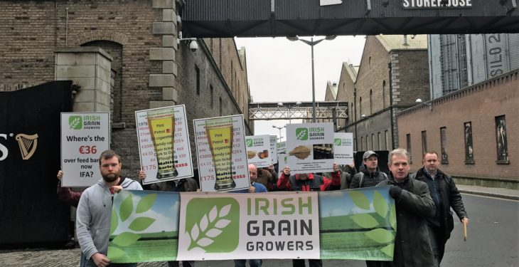 Desperate times: Grain growers ramp up Storehouse protest