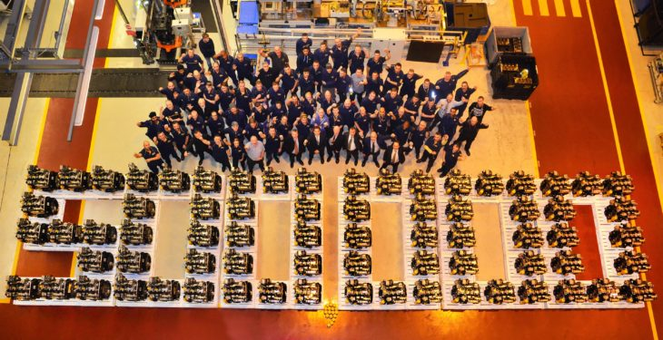 500,000 and counting…as major engine milestone reached
