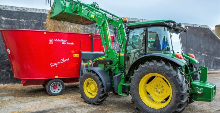 John Deere revamps 'Europe's best-selling tractor range': But which range is it?