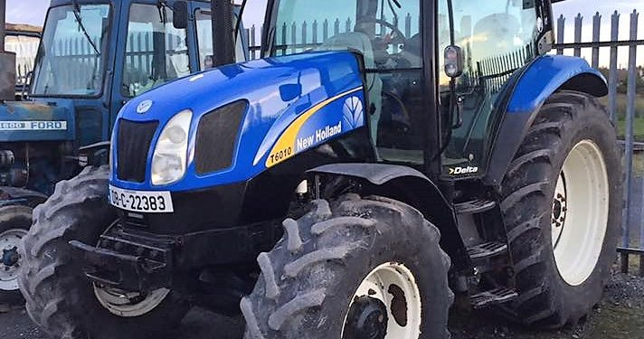 Auction report: 2017 review of tractor prices at monthly midlands sale