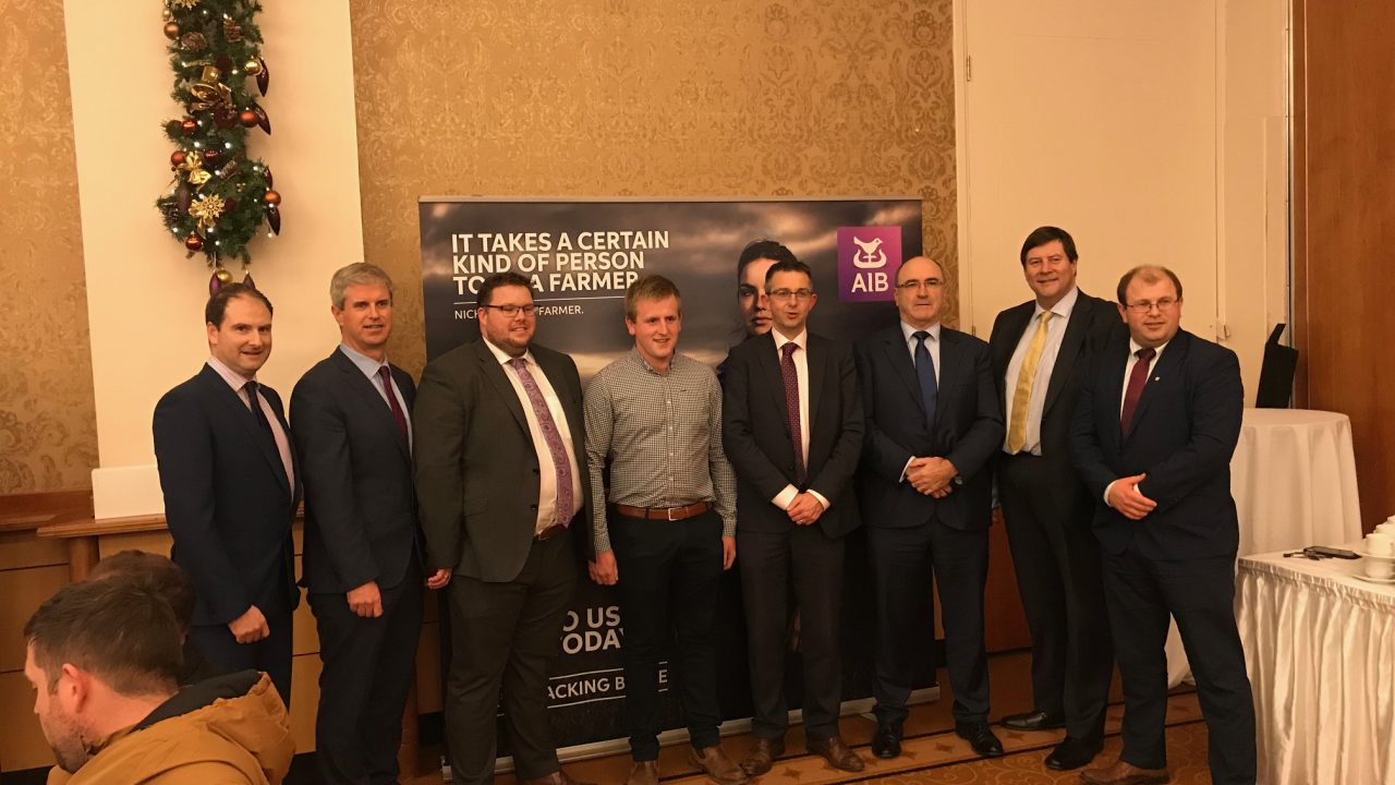Macra/AIB agri conference: 'Grass is key for profitability'
