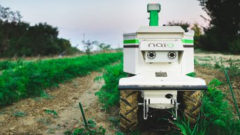 Video: Taking the hardship out of weeding with a robot