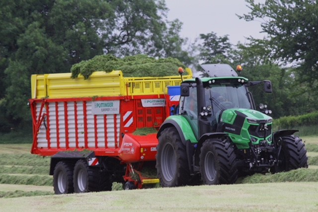 Pottinger silage