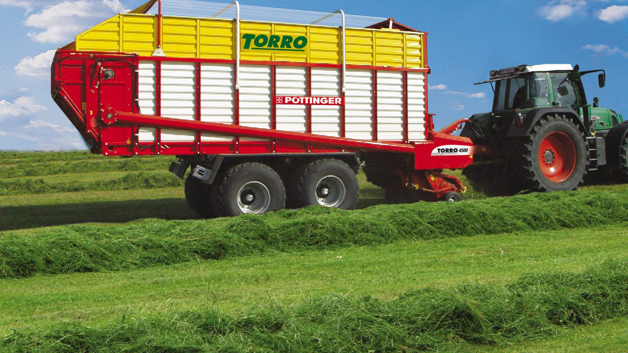 Why this Co. Derry dairy farmer went down the 'wagon route' to make his silage