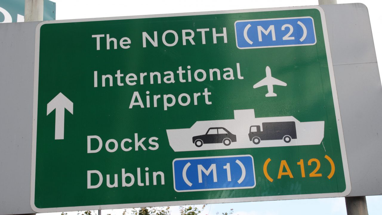 Relief from farmers as hard border 'would have been a disaster'