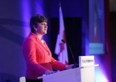 Brexit deal: DUP 'could not support' what is being suggested