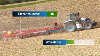 Can this electric 'wheel assist' get you an extra two furrows?