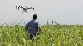 Bring out the laser! On-farm drone and laser trials to begin