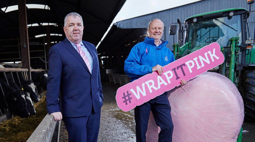 wrap it pink