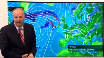 Top weatherman gives his forecast for Ireland in 2050