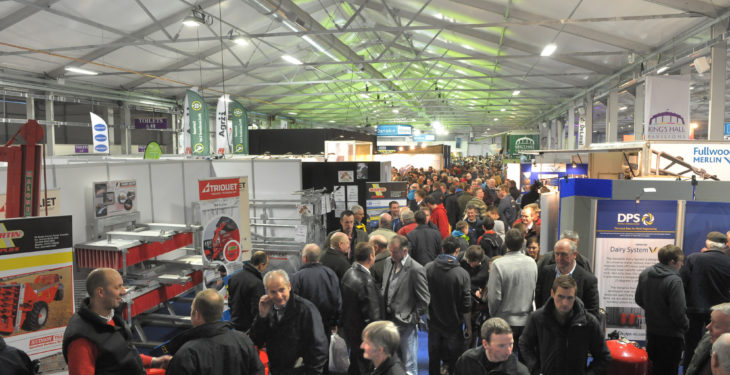 Winter Fair: Live hoof trimming and calf rearing to take centre-stage