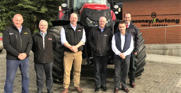 It's official: New Case IH dealer in the south-east