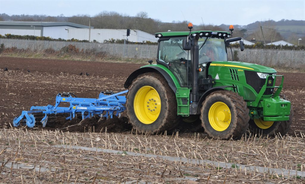 AEA tractor sales