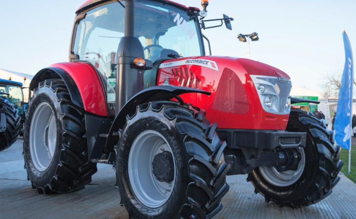 New mid-range, 4-cylinder tractor is 'just months away'