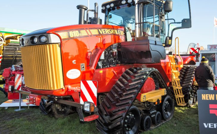 Show report: Capturing the sights at the UK's biggest machinery exhibition
