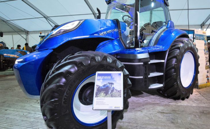 Show report: Don't miss these tractor highlights…for 2018