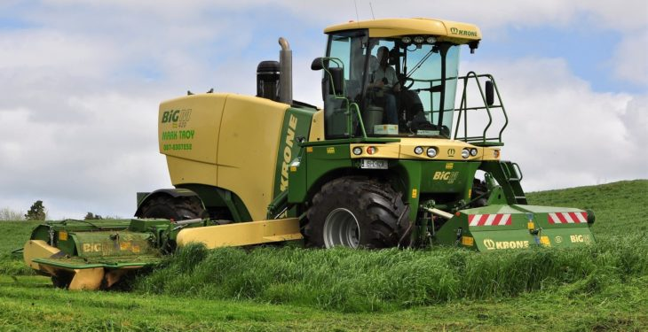 Sales at Krone reach record €1.9 billion, buoyed by dairy prices