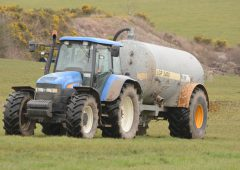Slurry spreading deadline to close in just over 2 weeks
