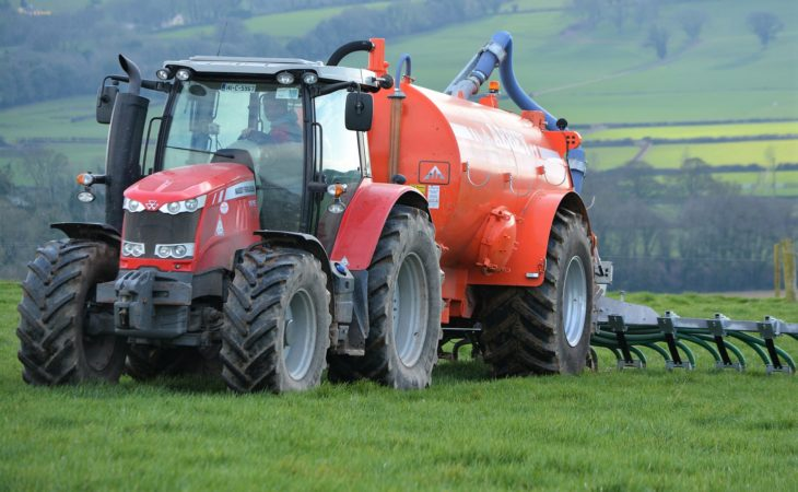 Slurry spreading deadline closes tomorrow