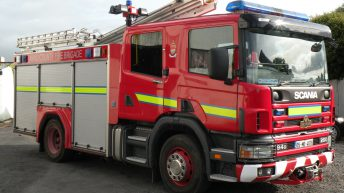Firefighters tackle shed fire in the south-west for 13 hours