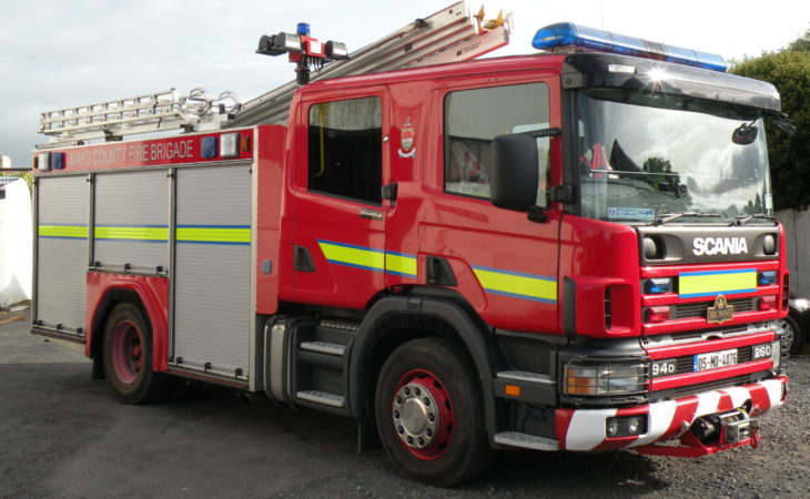 Hay and farm machinery destroyed during shed blaze