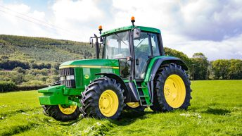 Classic corner: Is this the ultimate modern, working classic tractor?