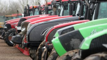 Auction report: 'Best of the rest' from January's Cambridge tractor sale