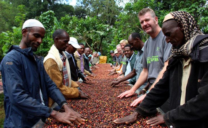 Devenish boss to take on 100km trek for Farm Africa