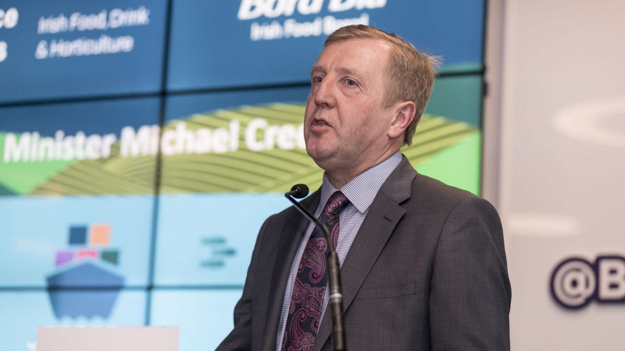 Creed confirms €5 million in food innovation investment