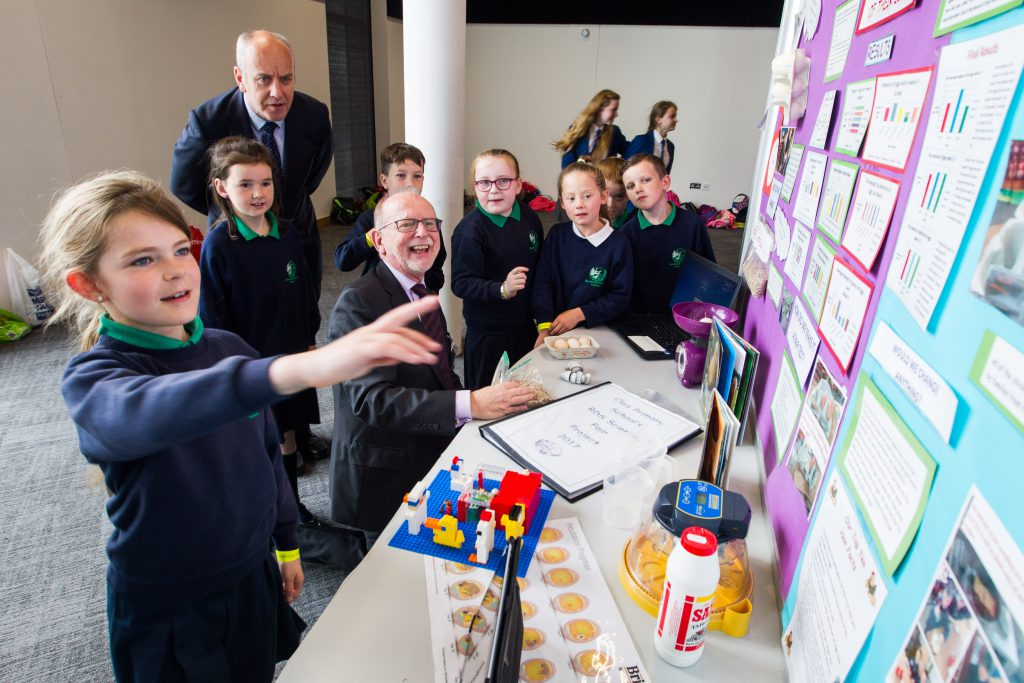Primary science fair calls for NI country schools and farm kids ...