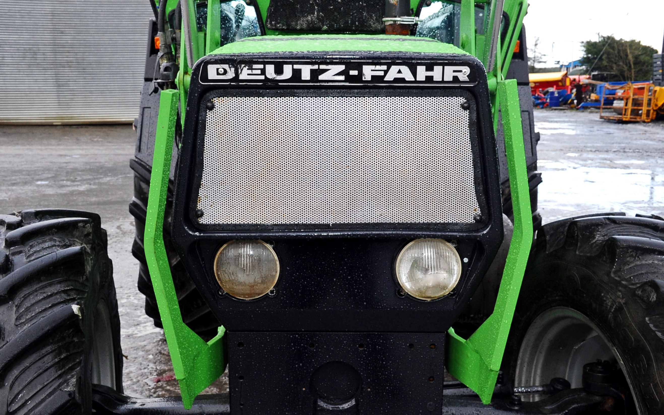 Classic Corner Straight Lines And Sharp Angles Adorn This Gleaming Zetor Wiring Diagram Deutz Fahr Dx