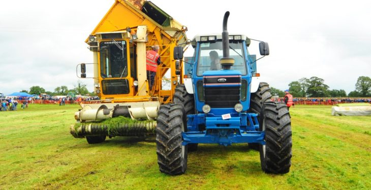 Gearing up for a 2018 record-breaking silage event in Tipperary