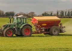 Bulk fertiliser spreading: How much does it cost?
