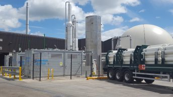 Tyrone AD plant becomes first in the UK to earn industry certification