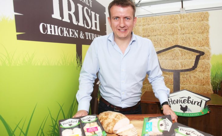 Homebird range takes off as 'food miles' campaign launched