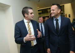 'Nobody gets up earlier than the Irish farmer' – Taoiseach