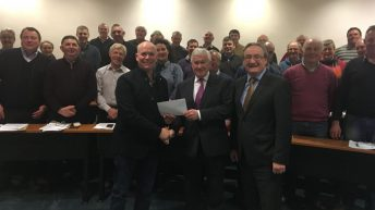 New chairs elected to IFA committees