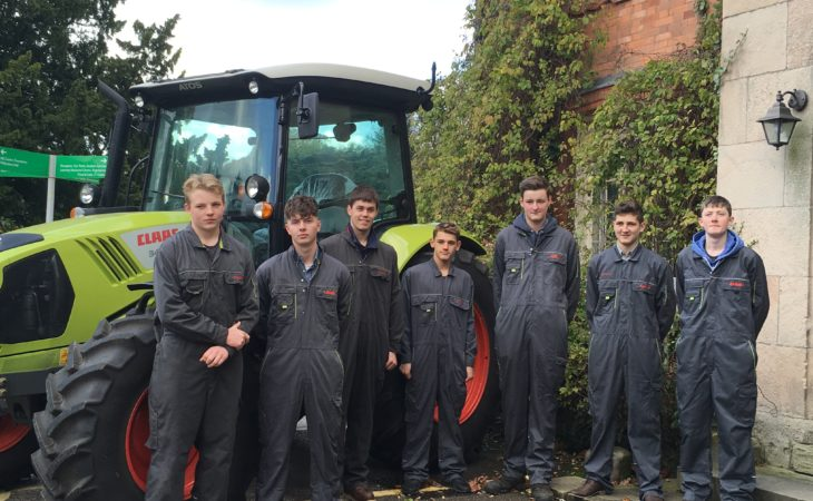'Strong' Irish interest in Claas apprenticeship programme