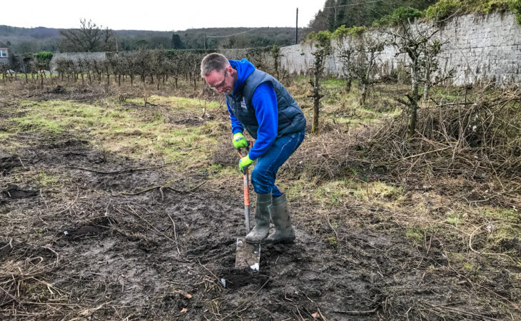Tillage focus: A 'hopping' tillage farm in a wet January