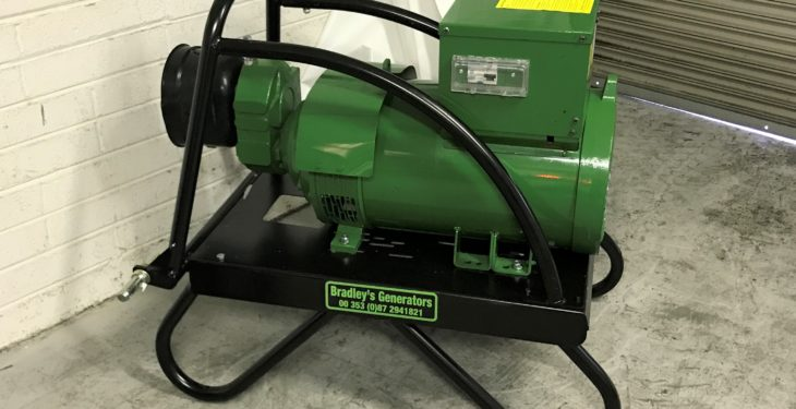 Buildings focus: Should every dairy farm have a generator?