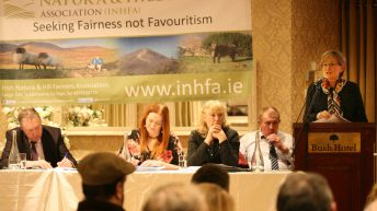 'Forestry programme review to address Leitrim concerns' – McGuinness