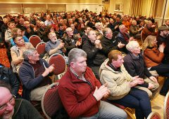 Action plan 'to save farming' called for at Leitrim forestry conference