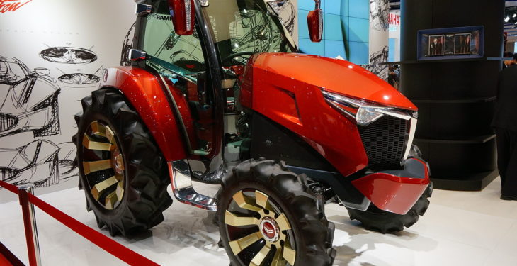 You may have a Yanmar engine; how about a tractor?