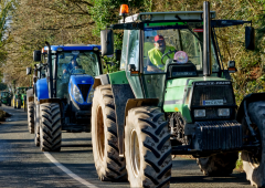 Tractor run in aid of a great cause this weekend