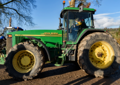Tipperary charity tractor run goes virtual for 2020 event